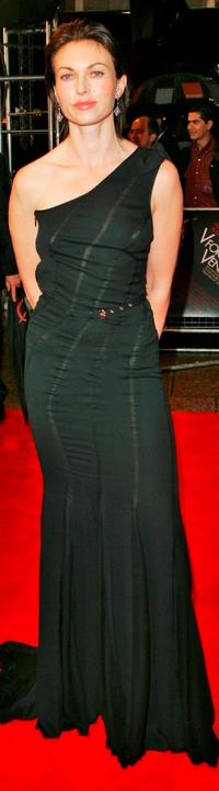 Natasha Wightman at the UK premiere of