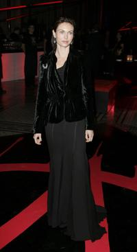 Natasha Wightman at the after party of the UK premiere of