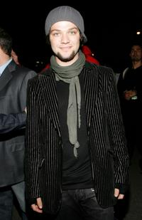 Bam Margera at the 2004 Spike TV Video Game Awards.