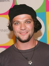 Bam Margera at the Entertainment Weekly's
