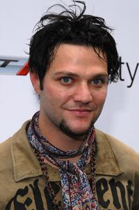 Bam Margera at the VMA Style Villa.