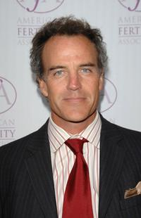 Richard Burgi at the American Fertility Association's Annual Illuminations Gala.