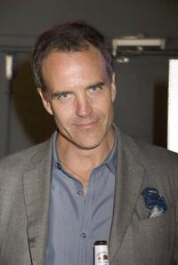 Richard Burgi at the 2006 Newport International Film Festival.