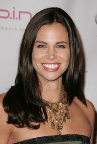 Brooke Burns at the debut of Jaime Presslys Spring/Summer 2008 Jaime Collection.