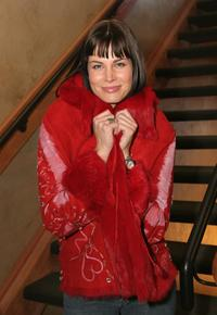 Brooke Burns at the Gibson Gift Lounge during the 2005 Sundance Film Festival.