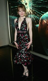 Karoline Herfurth at the German premiere of