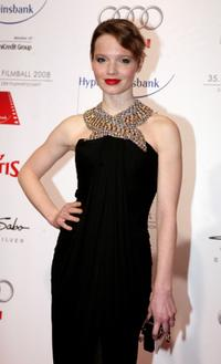 Karoline Herfurth at the 35th German Film Ball.