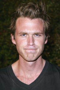 Eric Lively at the M&M's Brand City Event.