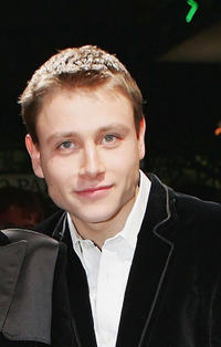 Max Riemelt at the premiere of