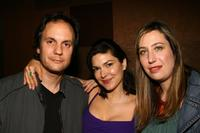 Milo Addica, Laura Herring and Sofia Sondervan at the after party of the premiere of
