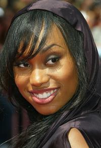 Angell Conwell at the 2004 Black Entertainment Awards.