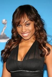 Angell Conwell at the 37th Annual NAACP Image Awards.
