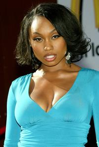 Angell Conwell at the 10th Annual Soul Train Lady of Soul Awards.
