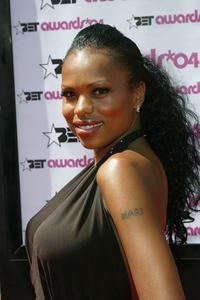 Shari Watson at the 2004 Black Entertainment Awards.
