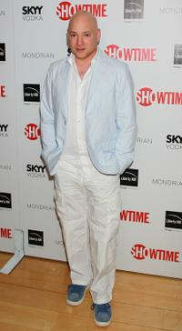 Evan Handler at the Showtime's 2010 Emmy nominee reception.