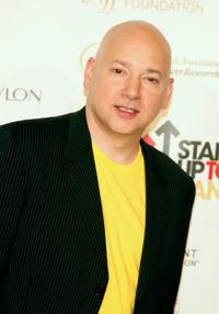 Evan Handler at the Stand Up for Cancer.