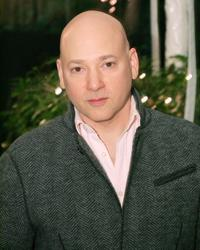 Evan Handler at the Mercedes-Benz Oscar viewing party.