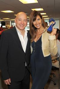 Evan Handler and Carol Alt at the 6th Annual BGC Charity Day.