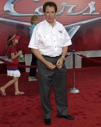 Darell Waltrip at the world premiere of