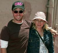 Rob Morrow and Debbon Ayer at the 6th Annual Project A.L.S. Benefit.