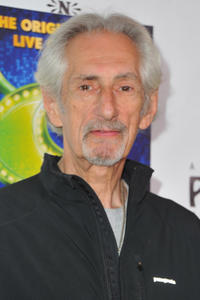 Larry Hankin at the Los Angeles opening night of