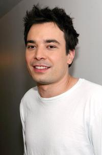 Jimmy Fallon at the MTV's Total Request Live.
