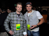 Eli Craig and Marc Thyssen at the press and filmmakers reception during the 2010 Sundance Film Festival in Utah.