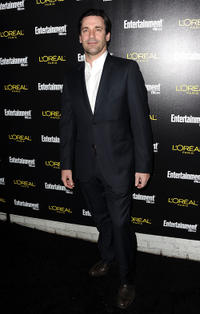 Jon Hamm at the Entertainment Weekly's 17th Annual Pre-Screen Actors Guild Awards party.