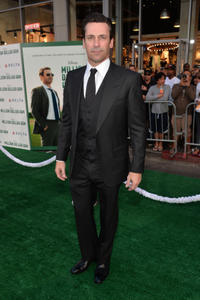 Jon Hamm at the California premiere of