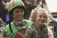 Freddy Rodriguez and Dakota Fanning in