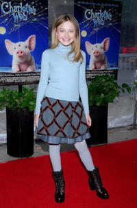 Dakota Fanning at the screening of