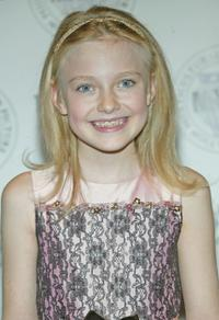 Dakota Fanning at the MMPA's 13th Annual Diversity Awards.