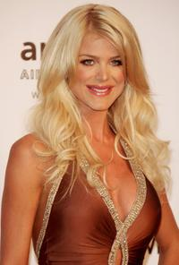 Victoria Silvstedt at the Cinema Against Aids 2007 in aid of amfAR.