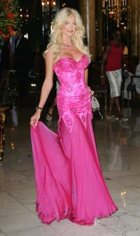 Victoria Silvstedt at the
