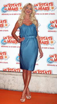 Victoria Silvstedt at the premiere of