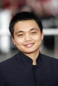Shaobo Qin at the US premiere of