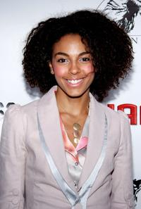 Marsha Thomason at the Gala premiere of ''Caans Dallas 362.