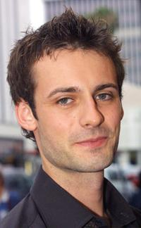 Callum Blue at the premiere of