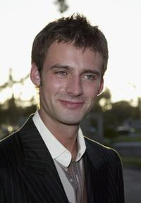 Callum Blue at the Showtime TCA (Television Critics Association) Press Tour.