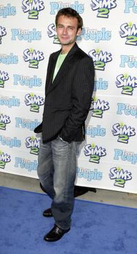 Callum Blue at the 1st Annual Teen People