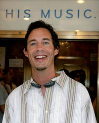 Tom Cavanagh at the opening night of