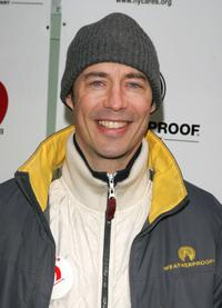 Tom Cavanagh at the Weatherproof