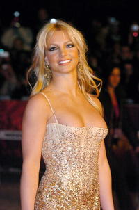 Britney Spears at the French NRJ Music Awards ceremony during the annual Midem music conference in Cannes, France.