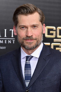 Nikolaj Coster-Waldau at the New York premiere of
