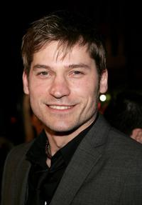 Nikolaj Coster-Waldau at the premiere of