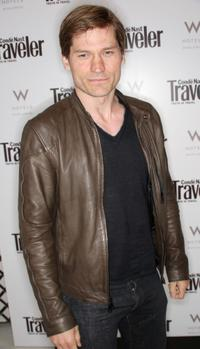 Nikolaj Coster-Waldau at the Conde Nast Traveler Hot List Party.