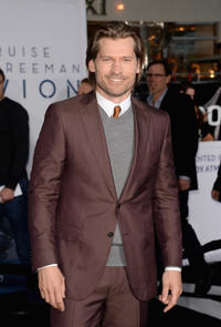 Nikolaj Coster-Waldau at the California premiere of
