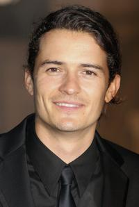 Orlando Bloom at the Tokyo premiere of