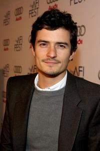 Orlando Bloom at the AFI FEST 2007 for screening of