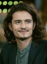 Orlando Bloom at the MTV's Total Request Live 2005.